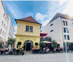 Le-Candele Restaurant von außen